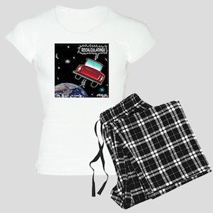 8638_GPS_cartoon Women's Light Pajamas
