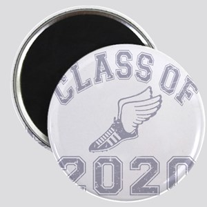 CO2020 Track Grey Distressed Magnet