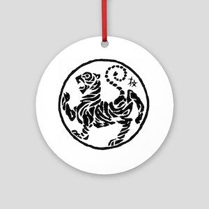 TigerOriginal5Inch Round Ornament