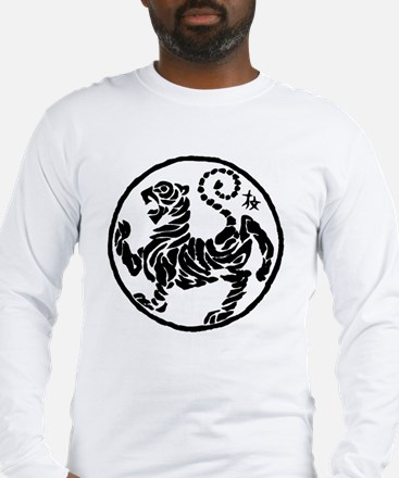 TigerOriginal5Inch Long Sleeve T-Shirt