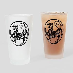 TigerOriginal5Inch Drinking Glass