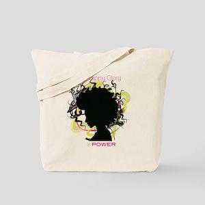 Natural Hair Tote Bag