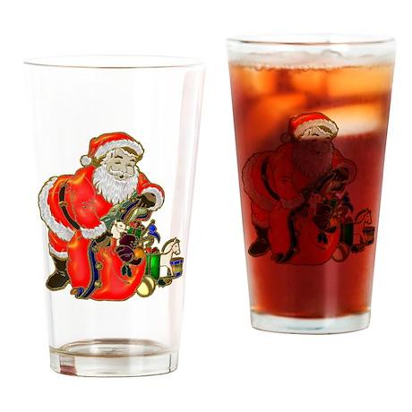 santasack Drinking Glass