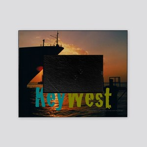 11.5x9at255SunsetShipKW Picture Frame