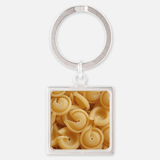 macaroniWallet Square Keychain