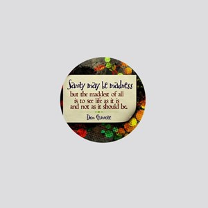 See Life Quote on Jigsaw Puzzle Mini Button