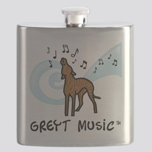 GreytMusic_BRINDLE Flask