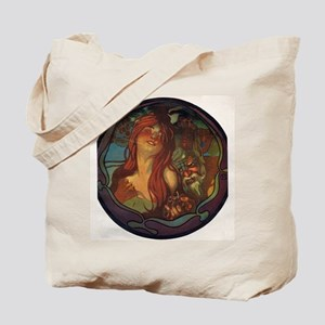 faun square - pillow Tote Bag