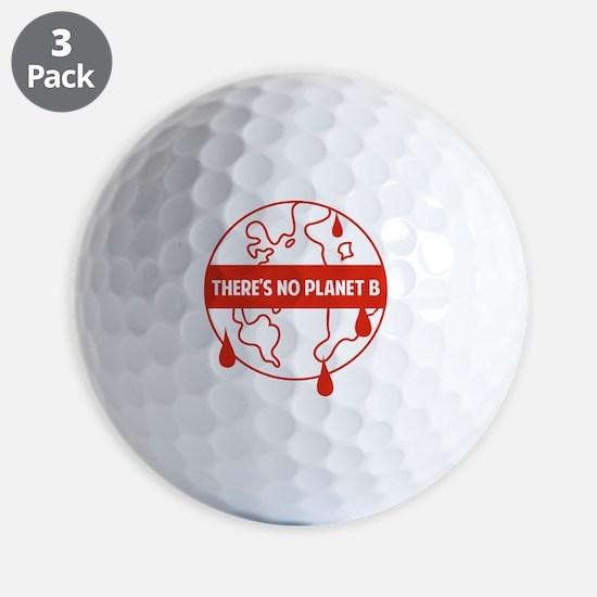 gloWarmPlanetB1C Golf Ball