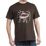 Ribbed for Her Pleasure Dark T-Shirt