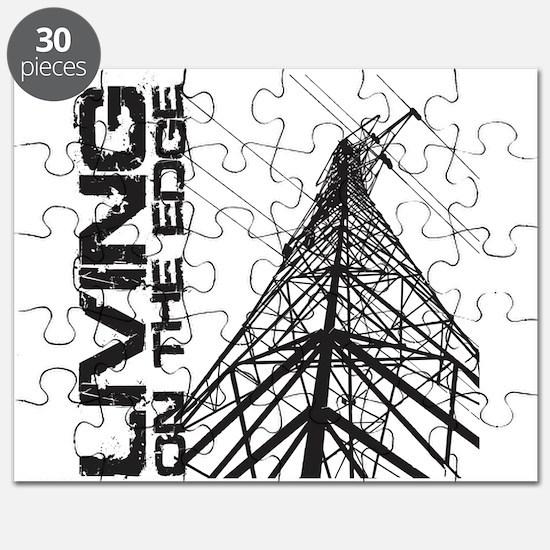 transmission tower edge 1 Puzzle