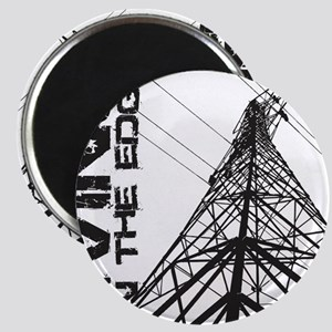 transmission tower edge 1 Magnet