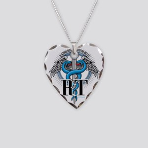 Radiologic-Technologist-Caduc Necklace Heart Charm