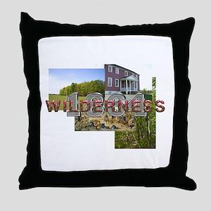ABH Wilderness Throw Pillow