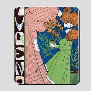 JUGEND 03 OCT 1896 - Copy Mousepad