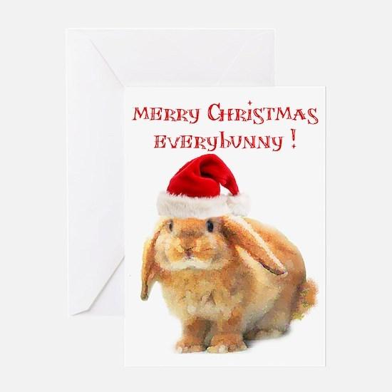 merry-xmas Greeting Card