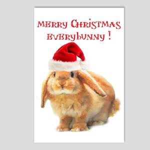 merry-xmas Postcards (Package of 8)