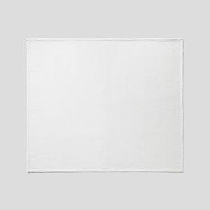 Papa gsonTransp White Throw Blanket