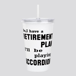 Yes, I have a Retireme Acrylic Double-wall Tumbler