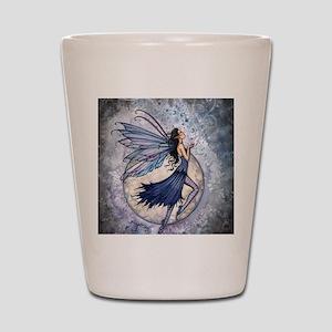 Midnight Blue cp Shot Glass