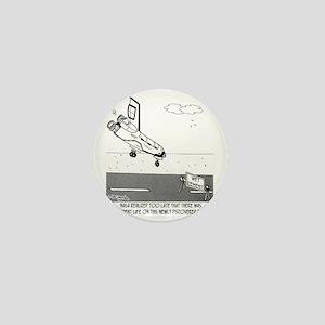 4902_cement_cartoon Mini Button