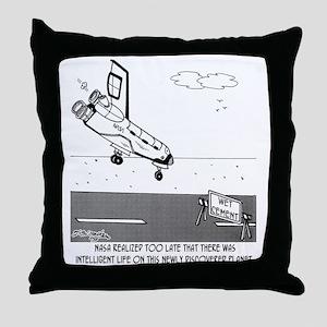 4902_cement_cartoon Throw Pillow