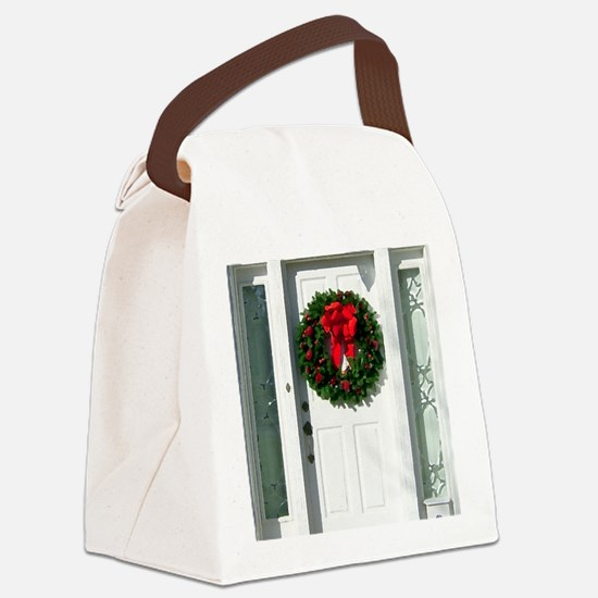 Picture 1203 Canvas Lunch Bag