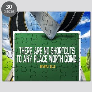Places Worth Going Quote Puzzle