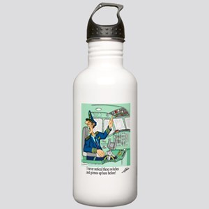 whats that? Stainless Water Bottle 1.0L