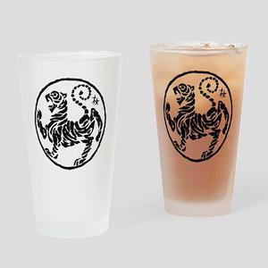 Tiger5InchAlltransparency Drinking Glass