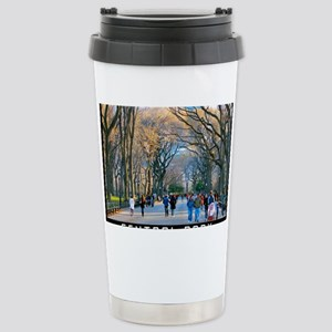 Central Park 3 Stainless Steel Travel Mug