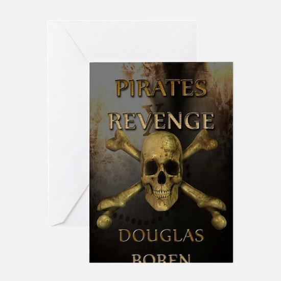 Pirates Revenge copy Greeting Card