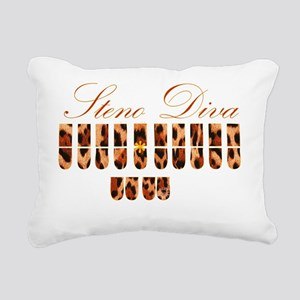 s_d Rectangular Canvas Pillow