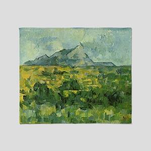 Mont Sainte-Victoire 2 - Paul Cezanne - c1904 Thro