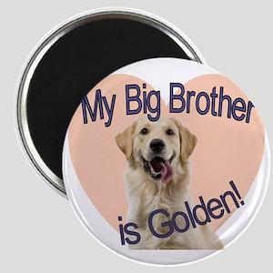 golden bro Magnet