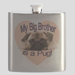 pug bro Flask