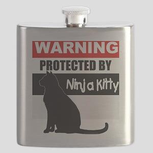 pro ninja black Flask