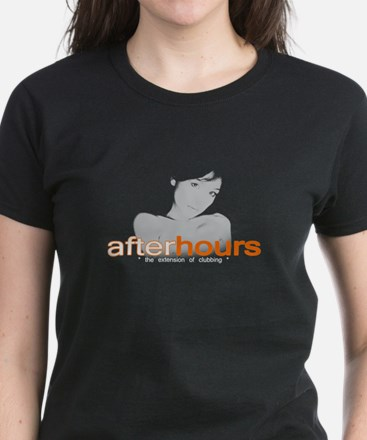 Long live the afterhours Women's Dark T-Shirt