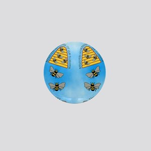 beekeepers fflop Mini Button