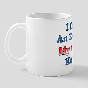 Cuban Wife Knows It All Mug