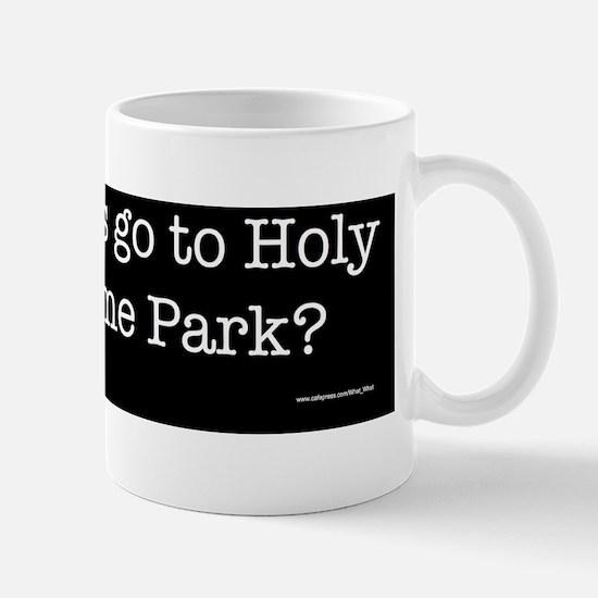 Holy Land Mug