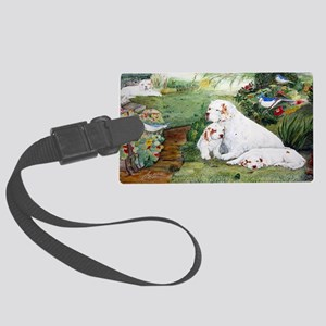 Pocketbook Large Luggage Tag