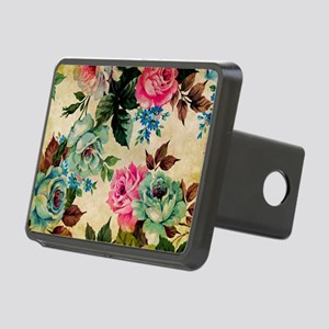 Bag Antiq Flo Rectangular Hitch Cover
