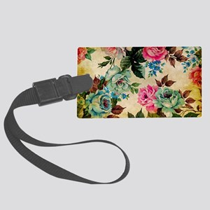 Bag Antiq Flo Large Luggage Tag