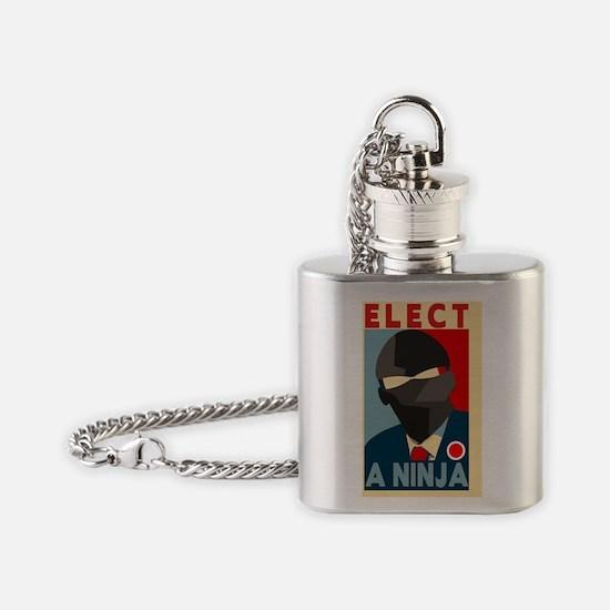 ninjapos Flask Necklace