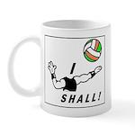 I shall! Mug