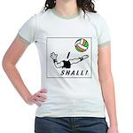 I shall! Jr. Ringer T-Shirt