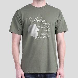He's my Sheltie Dark T-Shirt