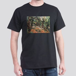 In the Forest - Paul Cezanne - c1898 T-Shirt