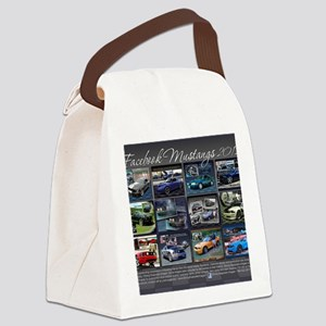 2012-Must-cal-Cover Canvas Lunch Bag